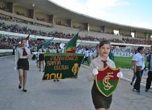 Desfile cívico da Emancipação Política de Alagoas – Filarmônica Santa Cecília