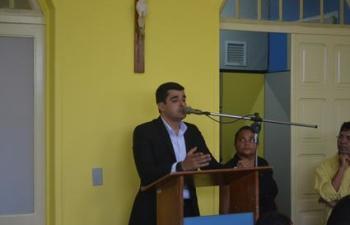 Vereador Jorge Mello. (foto: arquivo MN)