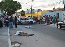 Vigilante é morto durante assalto na Jatiúca. (AL24hs)