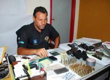 Delegado Jobson Cabral, titular do 17º DP sediado em Marechal Deodoro.