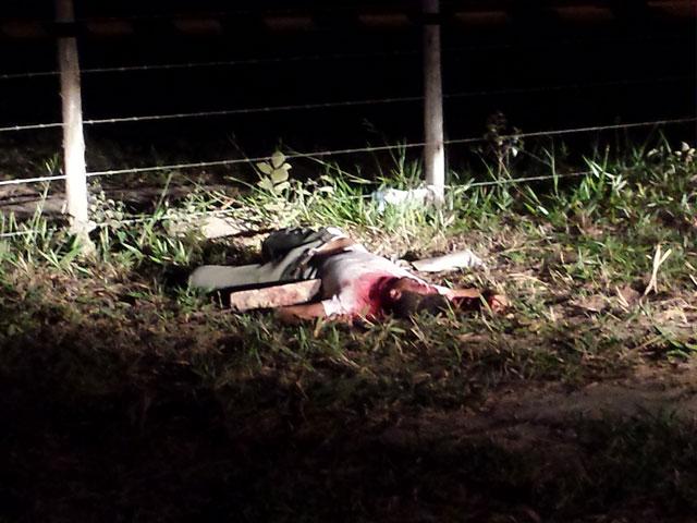 Jovem foi assassinado a pedradas no conjunto Gama Lins