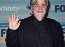 Matt Groening é criador de 'Os Simpsons', uma das séries americanas de maior sucesso