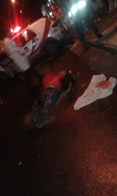Agente foi morto com tiros no tórax e nas costas.