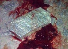 Vítima foi agredida a pedradas
