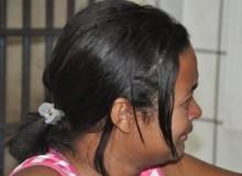 Mãe se arrepende e confessa crime (Foto: Hugo Santos/Site: Radar 64)