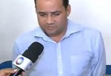 Luciano da Farmácia, um dos acusados de envolvimento no crime. (Reprodução/TV Pajuçara)