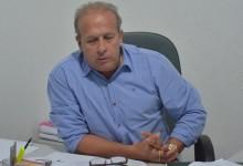 Secretário Alder Flores. (Foto: arquivo MN)