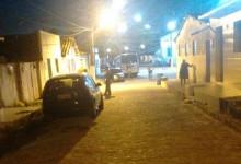 Rua do Arame fica próxima ao terminal rodoviário do bairro da Poeira.
