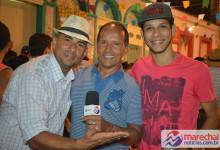 André Marechal, Damião Messias e Lalinho Barros, integrantes da equipe MN. (Foto: Gabriel Monteiro)