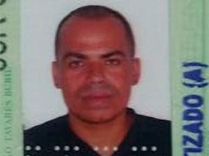 Amaro da Silva Nascimento é detido pela Polícia Militar  FOTO: ASCOM/PC