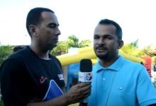 Missionário Anderson conversou com o repórter André Marechal. (Foto: Gabriel Monteiro)