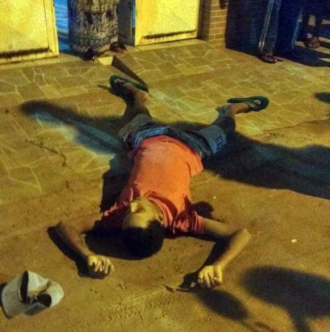 Jovem é morto a tiros na parte alta de São Miguel dos